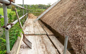 advantages of Quholm thatch roofing
