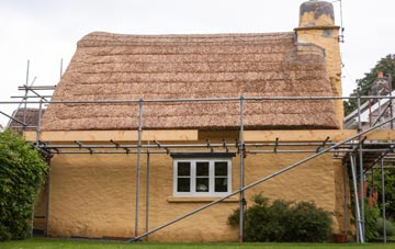 Quholm thatch roofing costs